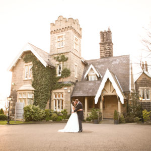 Wedding Photography at West Tower in Aughton