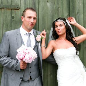 Wedding Photography at The Three Horseshoes