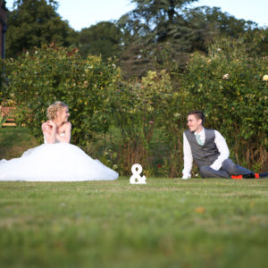 Wedding Photography at Willington Hall