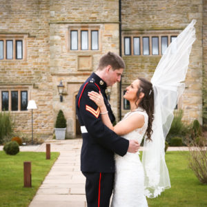 Wedding Photography at Stanley House hotel in Mellor