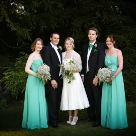 Time needed for Wedding Photographs
