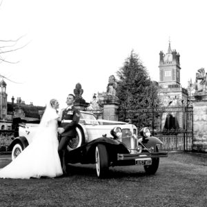 Wedding Photography at Crewe Hall