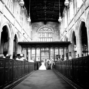 Wedding Photography at Asbury Church