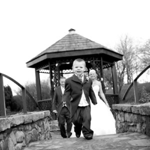 Wedding Photography at Mytton Fold