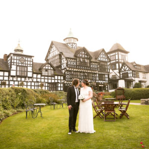 Wedding Photography at The Wild Boar in Tarporley