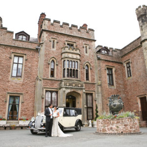 Wedding Photography at Rowton Castle